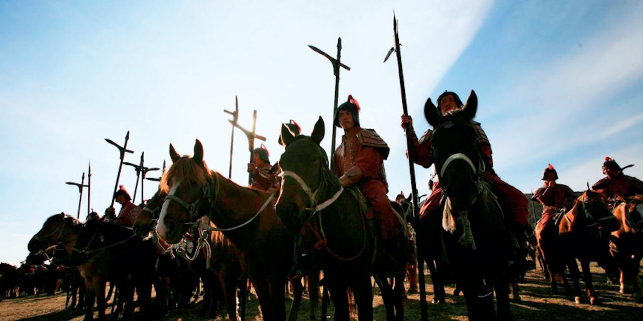 中国政治传统中的郡县制