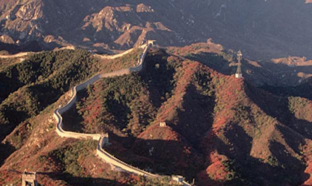 从中原到边疆:对典范中国史的反思