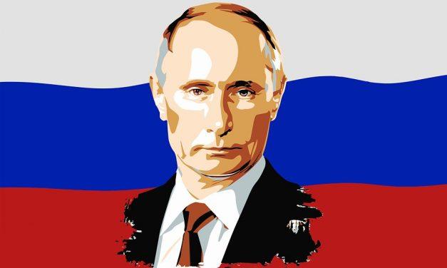 """讲座报名   俄罗斯的""""普京主义"""":源起、内涵与前景"""