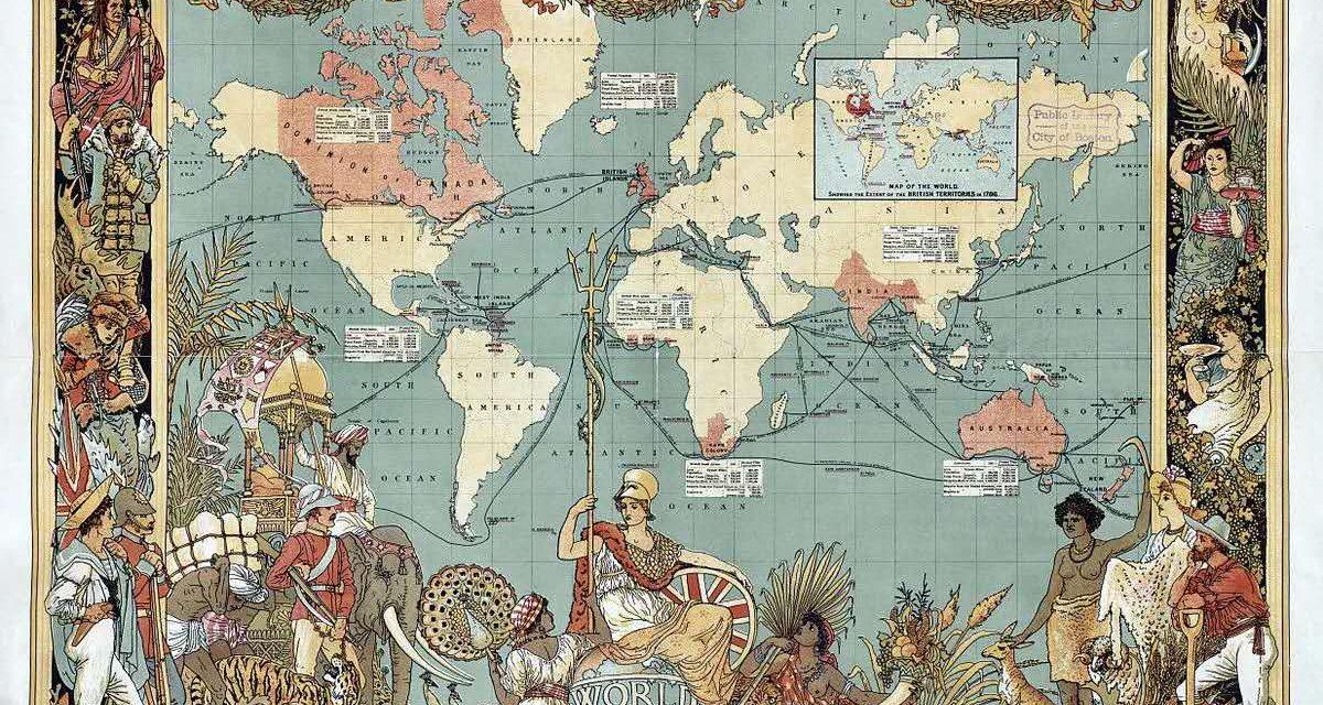 """超大型政治实体的内在逻辑:""""帝国""""与世界秩序"""